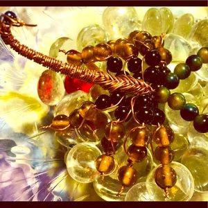 Handmade scorpion